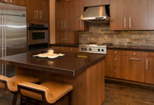 Kitchen - Quality Finishing Custom Cabinetry Services
