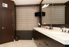 Master Bathroom - Quality Finishing Custom Cabinetry Services